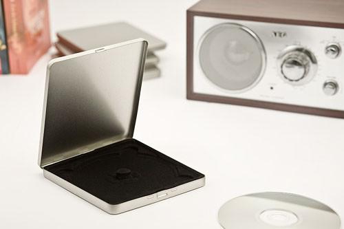 CD Box quadratisch