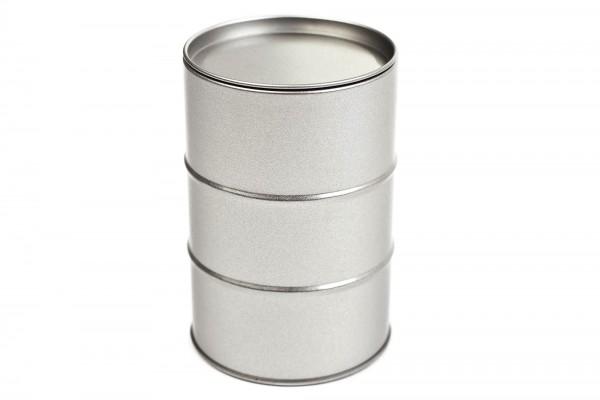 Ölfässchen Blechdose
